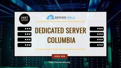 Dedicated Server Columbia