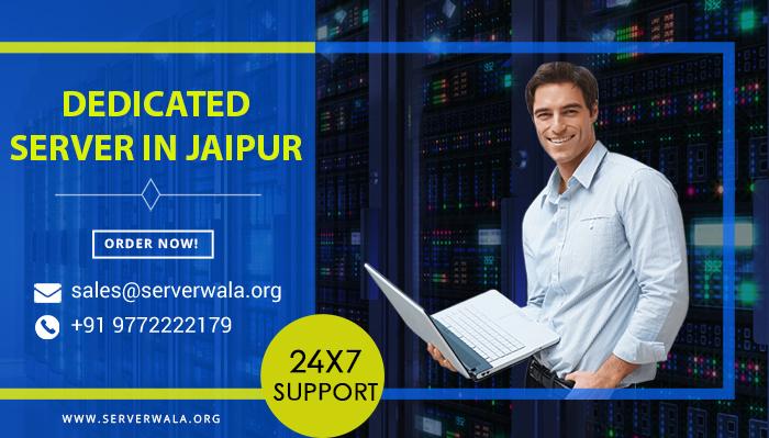 Dedicated Server in Jaipur