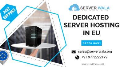 EU Dedicated Server
