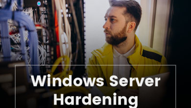windows server hardening