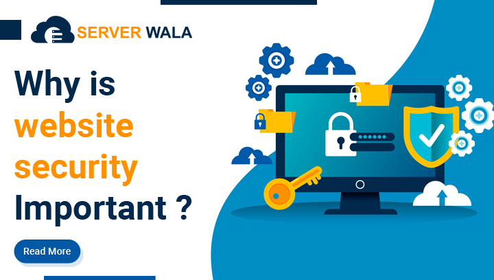 Website Security Important